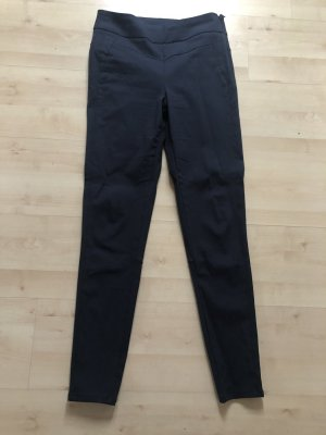 Dawn Stretch Trousers dark blue