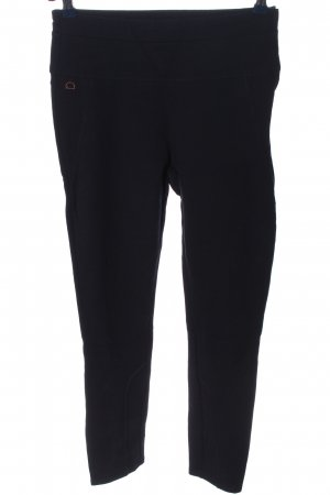 Dawn High Waist Trousers black casual look