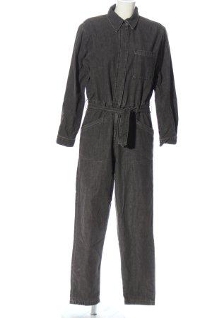 Dawn Langer Jumpsuit light grey casual look