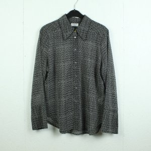DAY BIRGER ET MIKKELSEN Bluse Gr. 38 schwarz weiß (21/01/150*)
