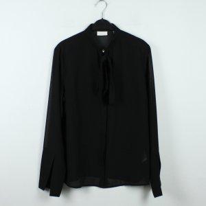 DAY Birger et Mikkelsen Long Sleeve Blouse black polyester