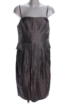 DAY Birger et Mikkelsen Bustier Dress silver-colored flecked wet-look