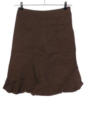 DAY Birger et Mikkelsen Flared Skirt brown flecked casual look