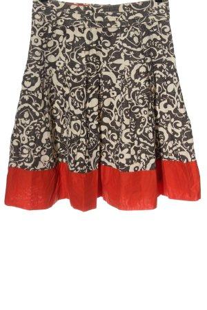 DAY Birger et Mikkelsen Flared Skirt graphic pattern casual look