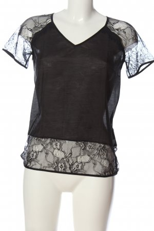 DAY Birger et Mikkelsen Short Sleeved Blouse black casual look
