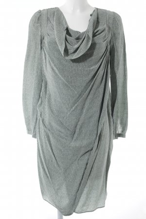 DAY Birger et Mikkelsen Langarmkleid grau-graugrün Elegant