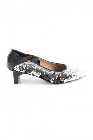 DAY Birger et Mikkelsen Mary Jane Pumps black-silver-colored casual look