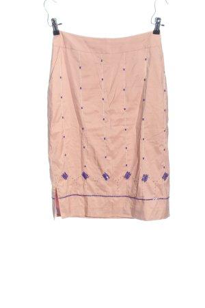 DAY Birger et Mikkelsen Midi Skirt pink-blue allover print casual look