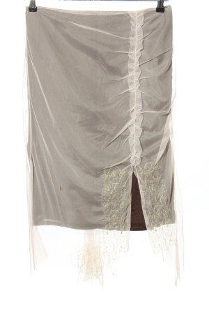 DAY Birger et Mikkelsen Midi Skirt natural white-brown casual look