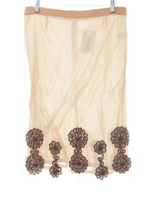 DAY Birger et Mikkelsen Midi Skirt flower pattern elegant