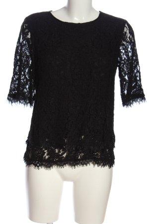DAY Birger et Mikkelsen Lace Blouse black elegant