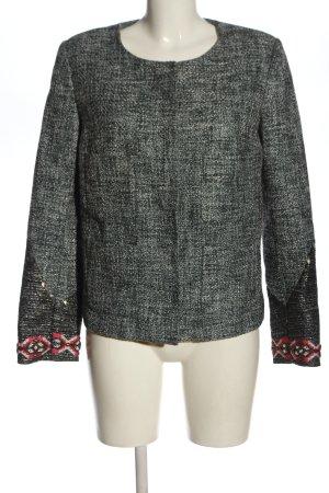 DAY Birger et Mikkelsen Tweed Blazer light grey flecked casual look
