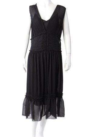 Day Birger & Mikkelsen blouse dress pleated optics