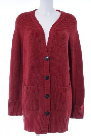 DAY Cardigan red casual look