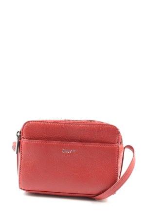 DAY ET Mini sac rouge élégant