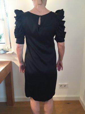 Day Kleid 100% Silk in Größe S schwarz