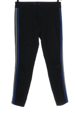 DAY LIKE Jersey Pants striped pattern casual look