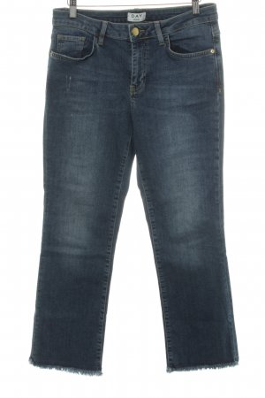 DAY Slim Jeans stahlblau Casual-Look