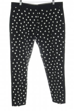 DAY Jersey Pants black-white spot pattern casual look