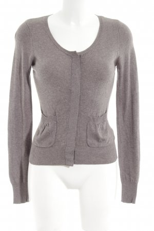 DAY Cardigan light grey casual look