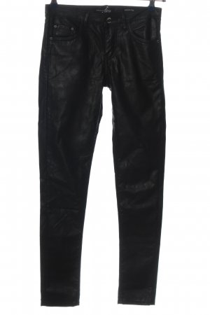 Daysie Five-Pocket Trousers black casual look