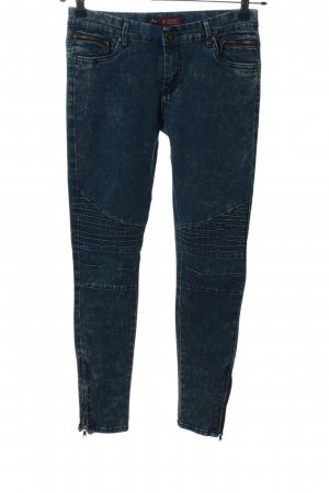 Daysie Tube Jeans blue casual look