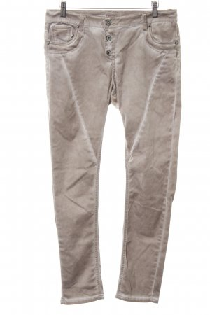 Daysie Skinny Jeans brown mixture fibre