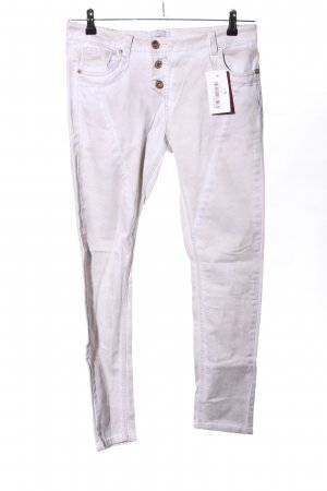 Daysie Stretch Jeans natural white casual look