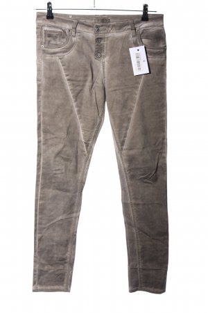 Daysie Stretch Jeans brown casual look