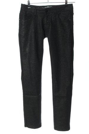 DBC Straight Leg Jeans black casual look