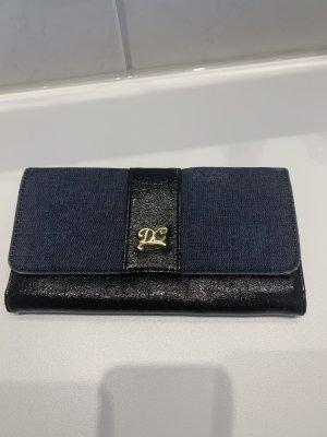 DC Geldbeutel Jeans schwarz