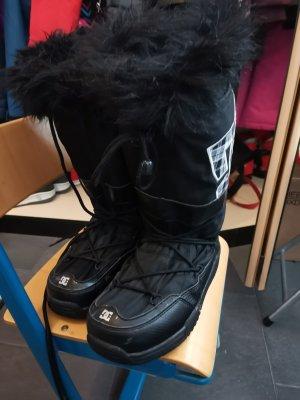 DC Shoes Bottes d'hiver noir