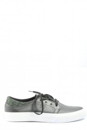DC Lace-Up Sneaker multicolored casual look