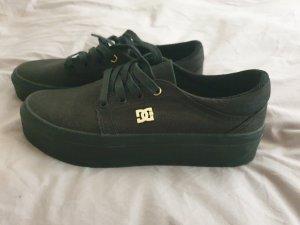 DC Shoes Platform Plateau Sneaker