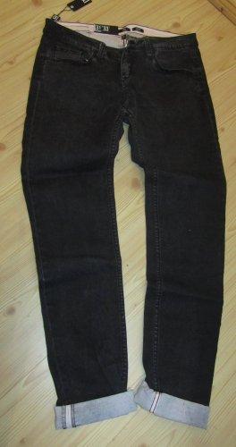 DC Shoes Jeans skinny noir coton