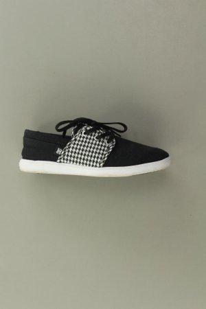 DC Shoes Sneaker Größe 37 kariert schwarz