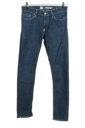 DC Slim Jeans blue casual look