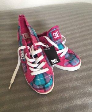 DC Sneaker Pink Karriert *neu*
