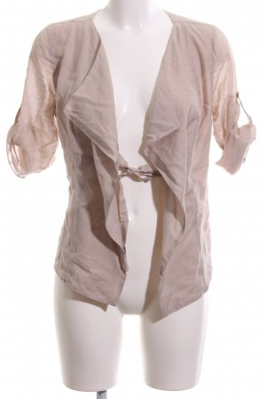 Ddp Blouse Jacket cream elegant