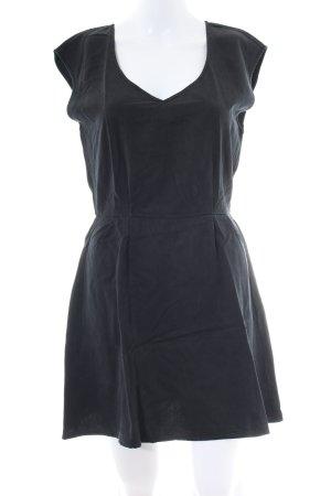 de.corp by Esprit A-Linien Kleid schwarz Casual-Look