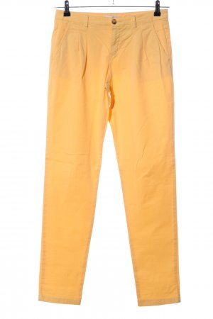 de.corp by Esprit Chinohose hellorange Casual-Look