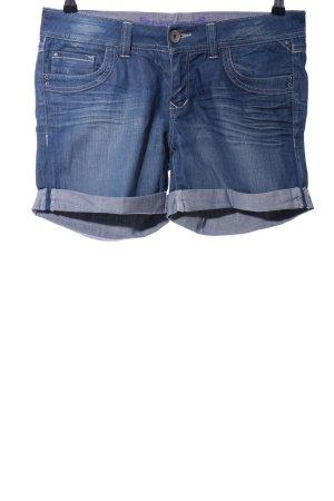 de.corp by Esprit Short en jean bleu style décontracté
