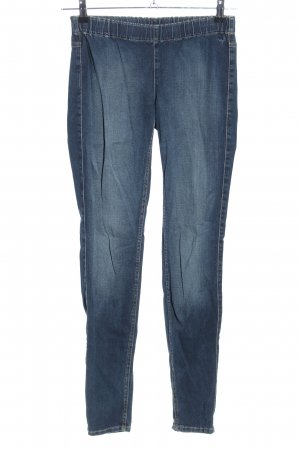 de.corp by Esprit Jeggings blau Casual-Look