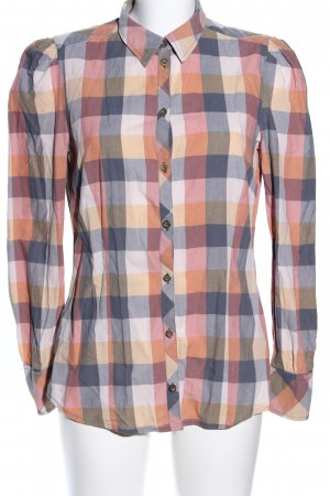 de.corp by Esprit Long Sleeve Shirt check pattern casual look