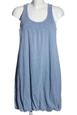 de.corp by Esprit Minikleid blau Casual-Look