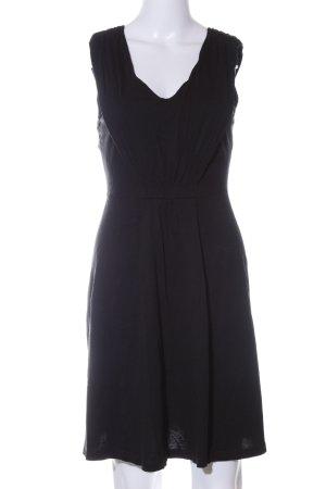 de.corp by Esprit Mini vestido negro look casual
