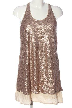 de.corp by Esprit Mini vestido crema elegante