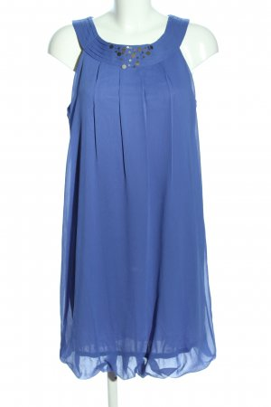 de.corp by Esprit Minikleid blau Casual-Look