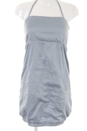 de.corp by Esprit Mini vestido azul celeste look casual
