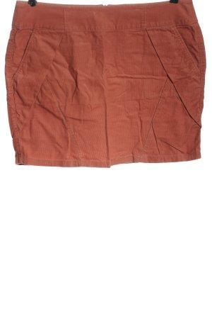 de.corp by Esprit Mini-jupe rouge motif rayé Décorations en bandes